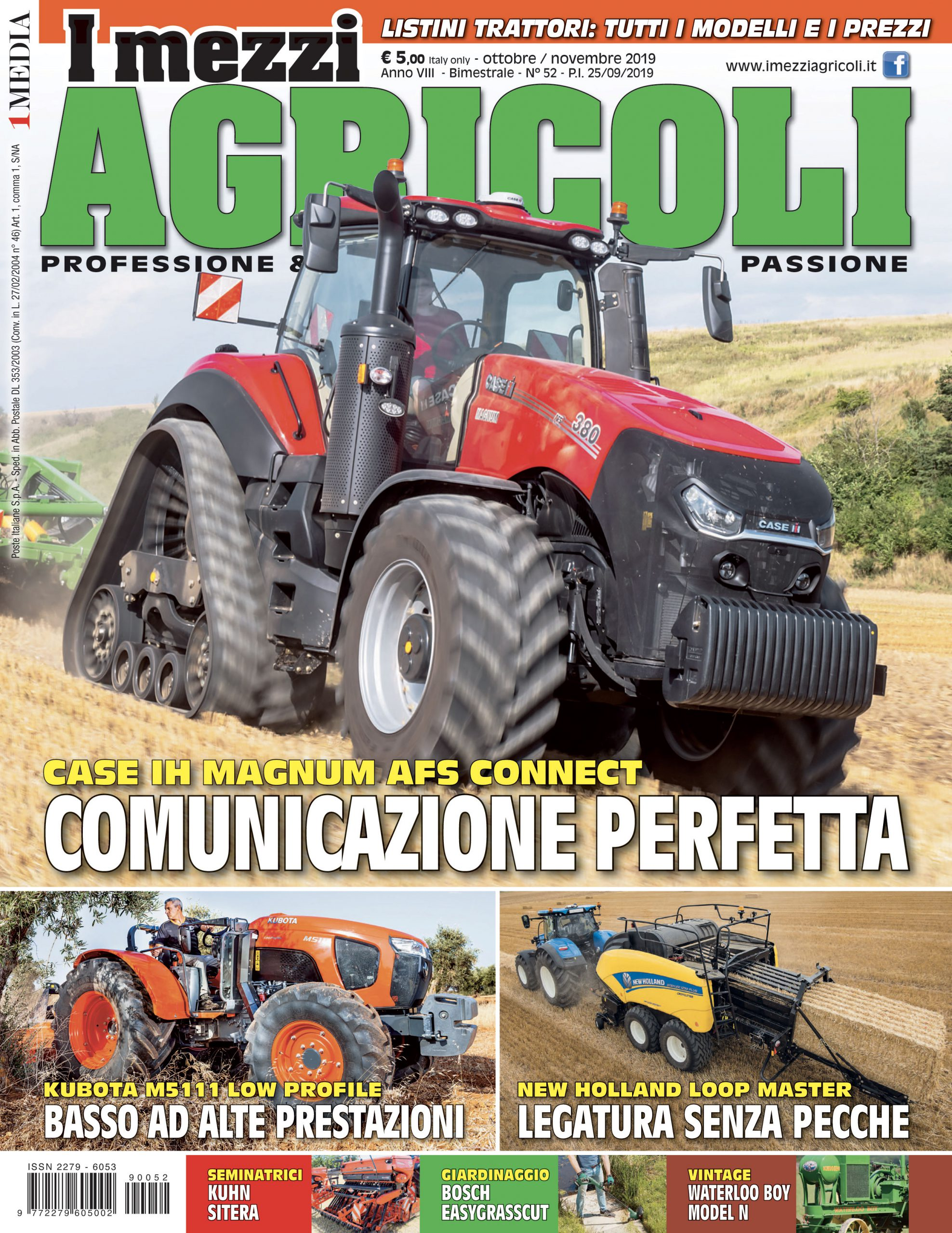 I Mezzi Agricoli n.52