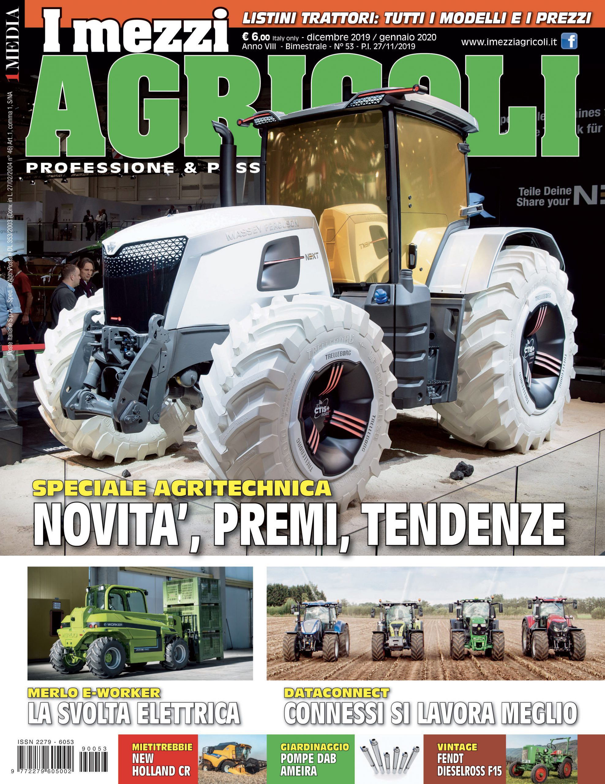 I mezzi Agricoli n.53