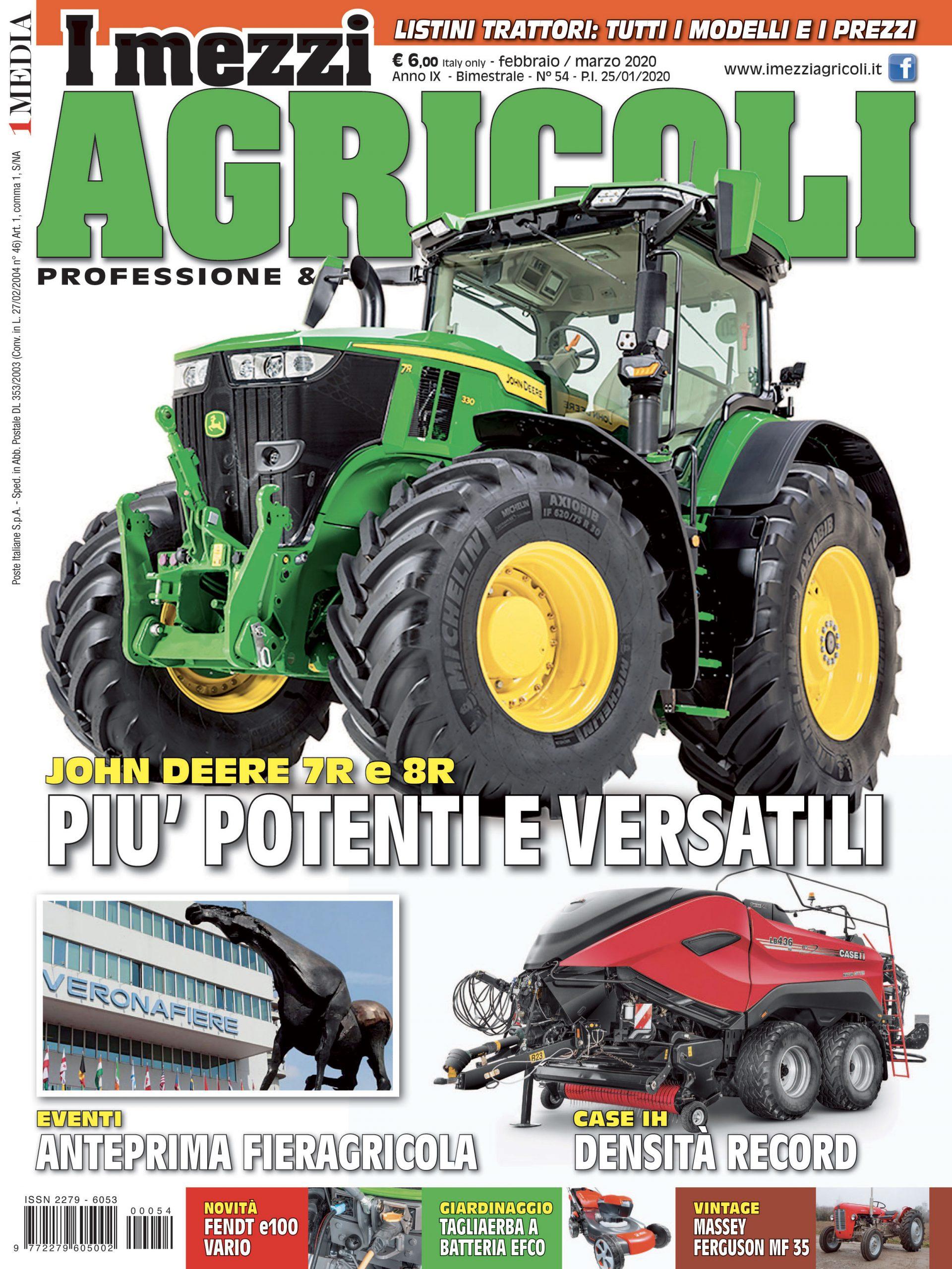 I Mezzi Agricoli n.54