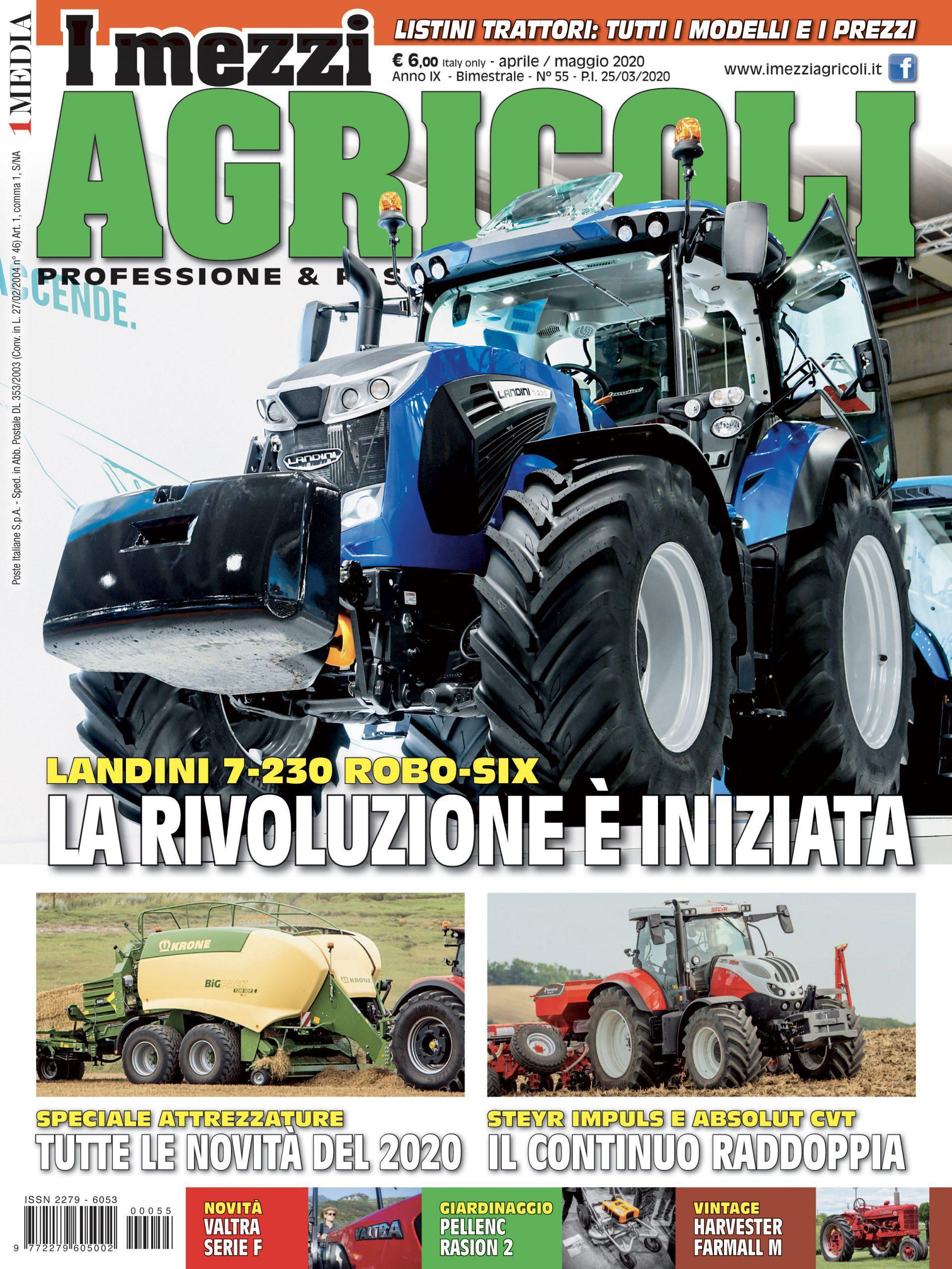 I Mezzi Agricoli n.55